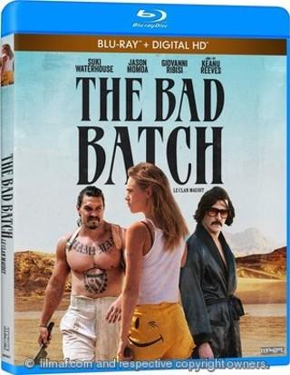 The Bad Batch (2016) Digital HD Copy Code