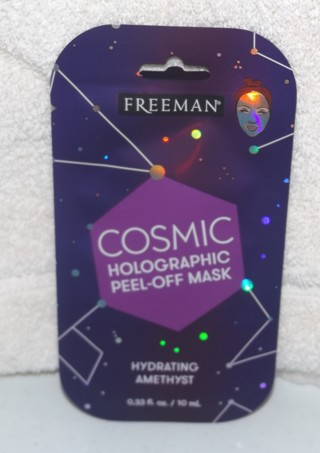 Holographic Peel-Off Mask - NEW