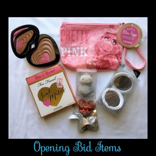 ❤️10 DAY BEAUTY AUCTION❤️