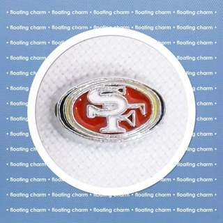 ⭐San Francisco 49ers⭐ Living Locket Charm(s) ☆VERIFIED USERS ONLY PLEASE☆