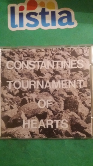 cd  constantines tournament of hearts  free shipping