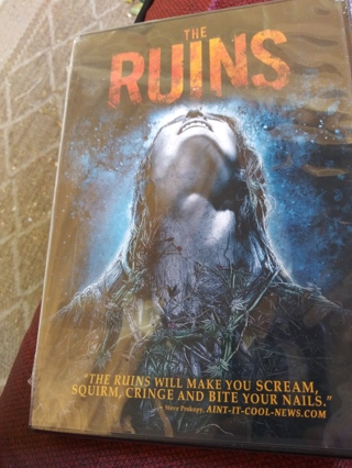 THE RUINS DVD FACTORY SEALED