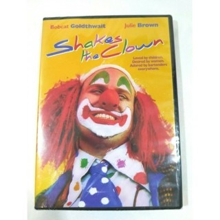 new!dvd-shakes the clown-comedy-bobcat goldthwait