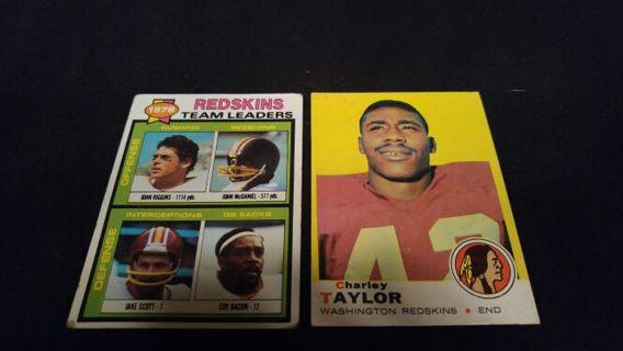 1970's Washington Redskins
