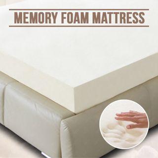 "TWIN XL MEMORY 2"" inch FOAM MATTRESS TOPPER Made By, Comfort Select."