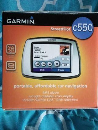 Garmin C550 GPS System