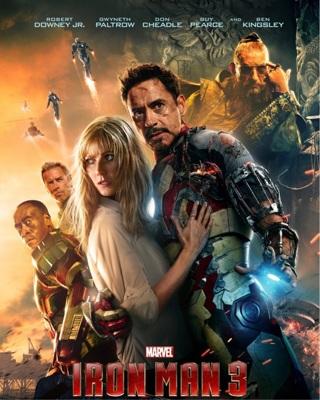 Iron Man 3 HD digital copy