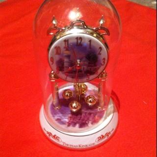Thomas Kincaid Collecter Clock
