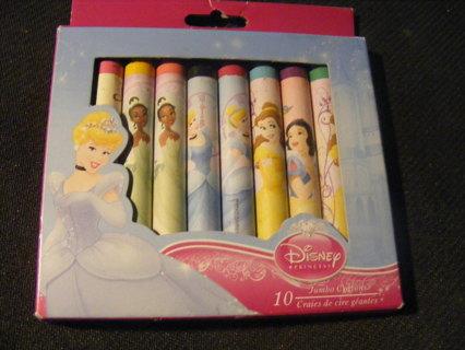 Disney Princess Jumbo crayons