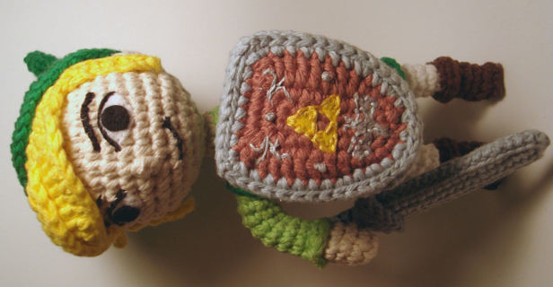 Free Legend Of Zelda Link Crochet Pattern Other Craft Items