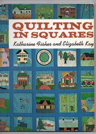 Quilt Instruction Book: Quilting in Squares...instructions, patterns for quilting