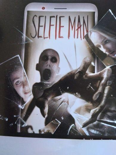 Free: SELFIE MAN (HORROR) SD Digital movie (NEW) - Other