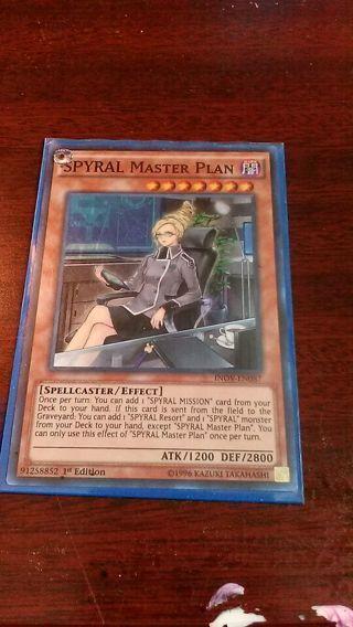 Spyral master plan