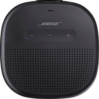 Bose - SoundLink Micro Portable Bluetooth Speaker - Black