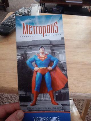 Visitors guide Metropolis