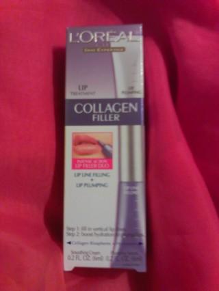 L'OREAL Collagen Filler Lip Treatment