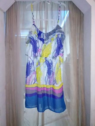 Like New Ladies/Juniors Lily Rose Dress sz Large