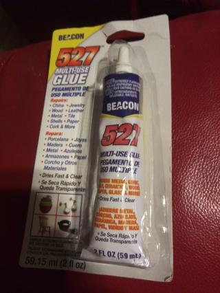 527 multi use glue factory sealed