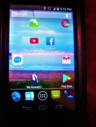 Free: UMX U671 Tracfone Cell Phone and case - parts - Phones