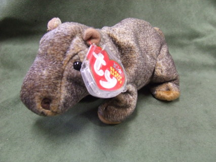 950e6a6efa6 Free  TY Original Beanie Babies Tubbo the Hippo - Dolls   Stuffed ...