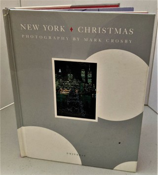 1999 NEW YORK - CHRISTMAS - hardcover picture book - 96 pages