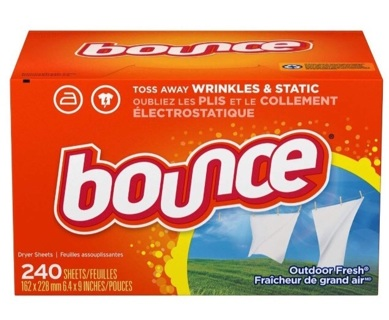 Bounce Dryer Sheets 240 Count