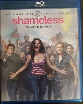 Shameless (2014) Complete Season 4 Digital HD Ultraviolet Code NEW! Emmy Rossum William H Macy