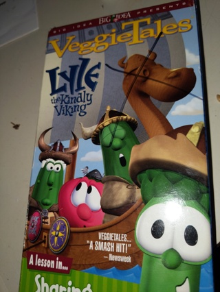 Veggie Tales. FREE SHIPPING