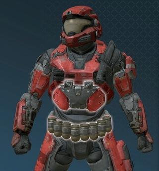 Free: Halo Reach UA Multi-Threat Armour Unlock Code - Other