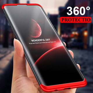 Suntaiho 360 Full Protective Phone Case For Samsung Galaxy S10 S9 S8 Plus S6 S7 Edge Shockproof
