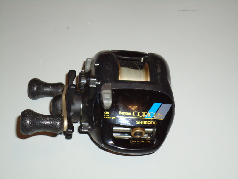 Free shimano bantam coriolis co 100 fishing reel other for How to get free fishing gear