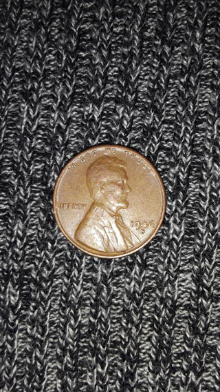 1946 S Wheat Back Cent - Free!!!