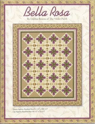 Free: Debbie Beaves Bella Rosa Quilt pattern - Other Craft Items ... : debbie beaves quilt patterns - Adamdwight.com