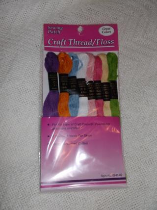 NIPCraft Thread-8skeins