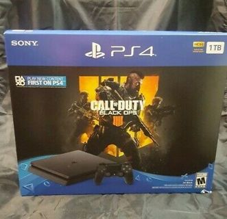 PlayStation 4 bundle CALL OF DUTY 4 BRAND NEW