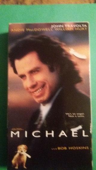 vhs michael free shipping