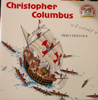 """""""Christopher Columbus"""" Best Book Club Ever Book"""