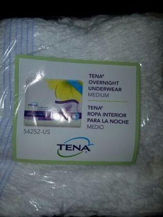 TENA - Overnight Underwear Samples