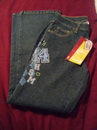 New Jeans Girls size 14