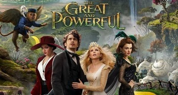 Oz the Great and Powerful *DIGITAL HD CODE AND POINTS ONLY*