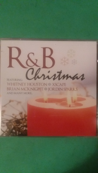 cd  r & b  christmas   free shipping