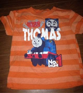 Boys Thomas train shirt