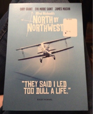 Alfred Hitchcock's, North By Northwest