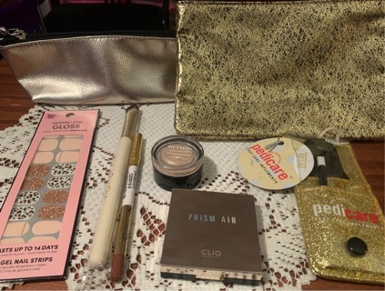 Gold is Good Makeup Lot