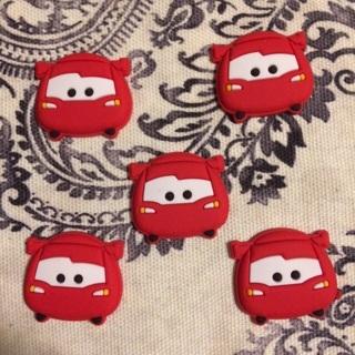 Kawaii Cars Lightning McQueen soft cabs