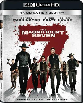 Magnificent Seven Vudu HD