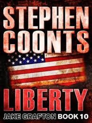 LIBERTY (Jake Grafton #10) byStephen Coonts(Audiobook/CD)