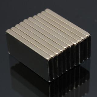 10PCs N50 20x10x2mm Neodymium Block Magnet Super Strong Rare Earth Magnets
