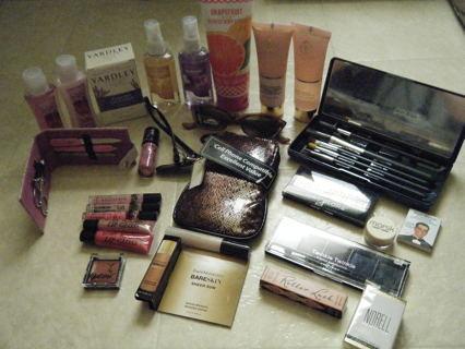 28pc Huge Beauty Lot! Winner takes ALL!