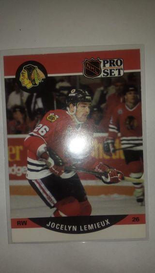 NHL card